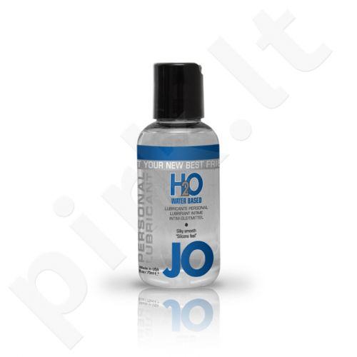System JO - H2O lubrikantas 75 ml