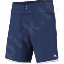 Šortai plaukimui Adidas 3S Walk Short ML Z29984