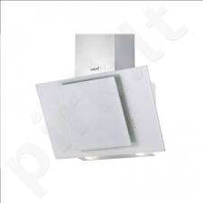Cata CERES 600 XGWH White Glass Wall hood