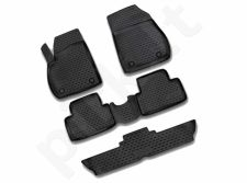 Guminiai kilimėliai 3D OPEL Zafira 2011->, 7 seats 5 pcs. /L51028