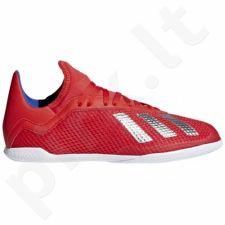 Futbolo bateliai Adidas  X 18.3 IN Jr BB9396