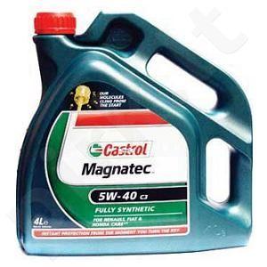 Variklio alyva Casrol Magnatec 5W-40 C3 4L