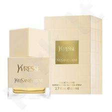 Yves Saint Laurent La Collection Yvresse, tualetinis vanduo moterims, 80ml