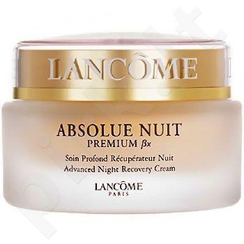 Lancome Absolue Nuit Premium ßx priemonė nakčiai kremas, kosmetika moterims, 75ml