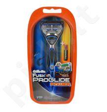 Gillette Fusion Proglide Power, kosmetika vyrams, 1ks