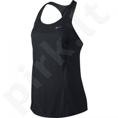 Marškinėliai bėgimui  Nike Racer Tank W 645436-010