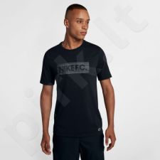 Marškinėliai futbolui Nike Dry F.C. M AH9661-010