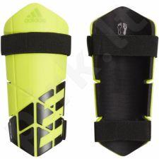 Apsaugos blauzdoms futbolininkams Adidas X Lite CW9719 M żółte