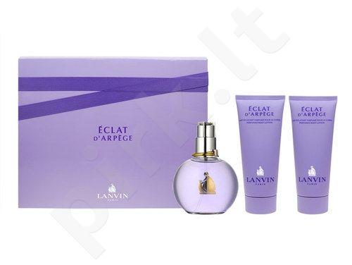 Lanvin (EDP 100 ml + 100 ml dušo želė + 100 ml Bod lotion) Eclat D´Arpege, rinkinys moterims