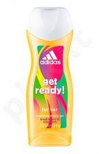 Adidas Get Ready!, dušo želė moterims, 250ml