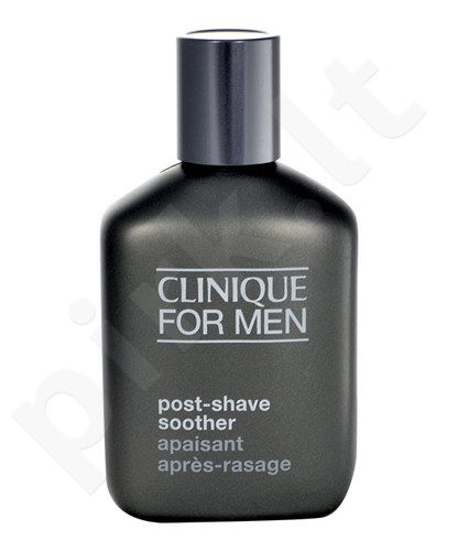 Clinique For Men Post Shave Soother, kosmetika vyrams, 75ml