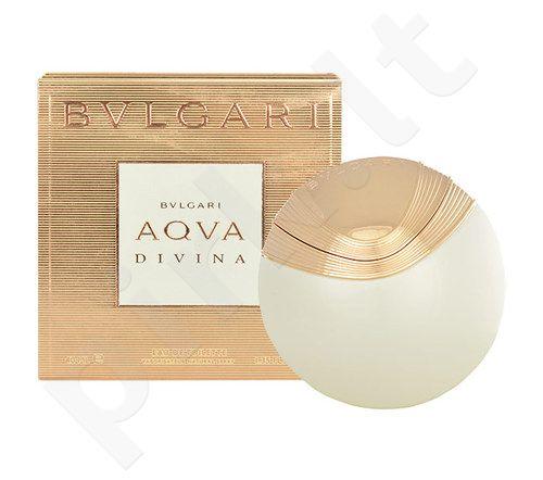 Bvlgari Aqva Divina, EDT moterims, 65ml