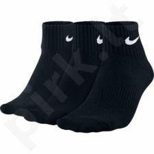 Kojinės Nike Leightweight Quarter 3pak SX4706-001