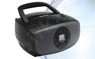 Grotuvas CD/MP3 su radija Roadstar CDR-4208MP/BK