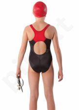 Plaukimo kostiumas mergaitėms AQF AQUALINE 25375 20 152