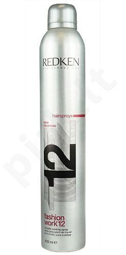Redken Fashion Work 12, kosmetika moterims, 400ml