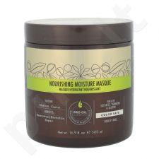 Macadamia Nourishing Moisture Masque, plaukų kaukė,  kosmetika moterims, 500ml