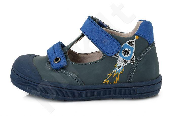 D.D. step mėlyni batai 22-27 d. da031324
