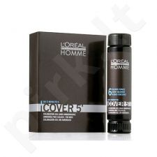 L´Oréal Professionnel Homme, Cover 5´, plaukų dažai vyrams, 3x50ml, (6 Dark Blond)