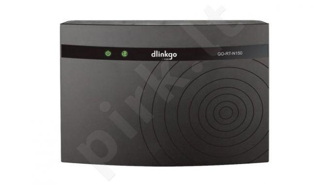 D-Link Go Wireless N150 Easy Router