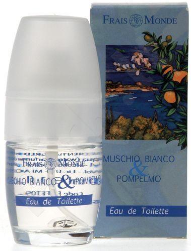Frais Monde White Musk And Grapefruit, tualetinis vanduo moterims, 30ml