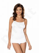 Babell medvilniniai marškinėliai POLI (baltos spalvos)