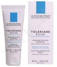 La Roche-Posay Toleriane Riche Protective Skincare, kosmetika moterims, 40ml