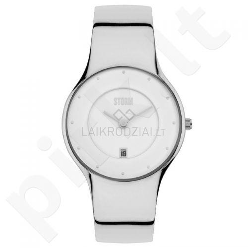 Moteriškas laikrodis Storm Rizo Silver