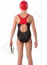 Plaukimo kostiumas mergaitėms AQF AQUALINE 25375 20 164