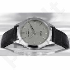 Vyriškas laikrodis BISSET BSCE50SIVX03BX