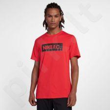 Marškinėliai futbolui Nike Dry F.C. M AH9661-696