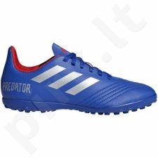 Futbolo bateliai Adidas  Predator 19.4 TF Jr CM8556