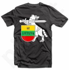 """Marškinėliai """"Už Lietuvą"""""""