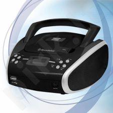 Nešiojama radija su CDUSB(MP3)RoadstarCDR-4552U/SL