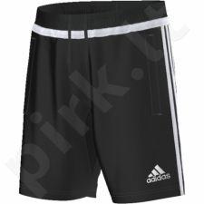 Šortai futbolininkams Adidas Tiro 15 Training Short Junior M64033