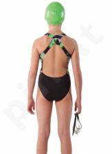 Plaukimo kostiumas mergaitėms AQF TR I-NOV 25378 01 140
