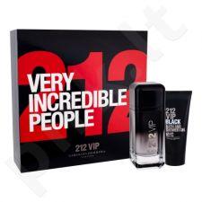 Carolina Herrera 212 VIP Black rinkinys vyrams, (EDP 100 ml + dušo želė 100 ml)