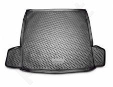 Guminis bagažinės kilimėlis CITROEN C5 sedan 2008-2011 black /N08017