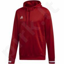 Bliuzonas  Adidas Team 19 Hoody M DX7335 czerwona