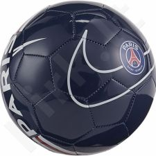 Futbolo kamuolys Nike PSG Skills tamsiai mėlyna SC3608 410