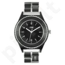 Universalus laikrodis STORM KANTI BLACK