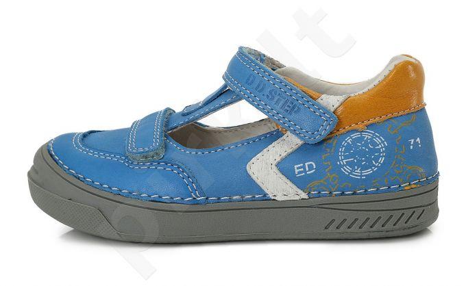 D.D. step mėlyni batai 25-30 d. 040412m