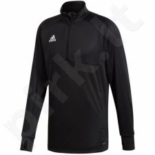 Bliuzonas  Adidas Condivo 18 Training Top Multisport M BS0602 juoda