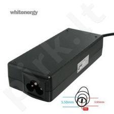 Whitenergy maitinimo šaltinis 19V/4.74A 90W kištukas 5.5x3.0mm + pin Samsung