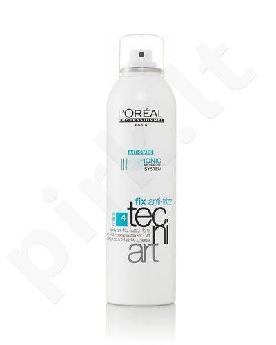 L´Oréal Professionnel Tecni.Art, Fix Anti-Frizz, plaukų purškiklis moterims, 400ml