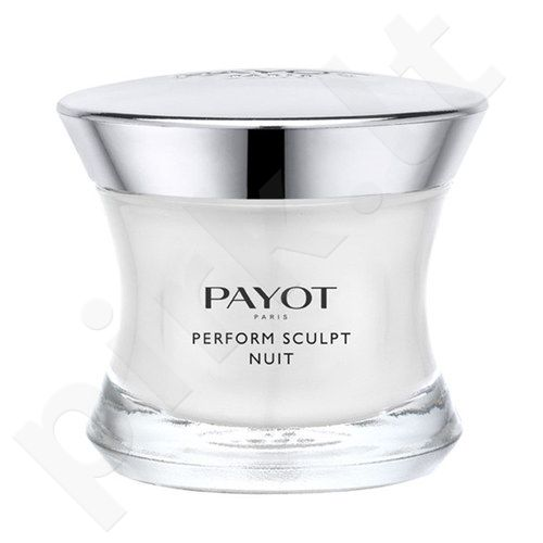 Payot Perform Sculpt Nuit, kosmetika moterims, 50ml