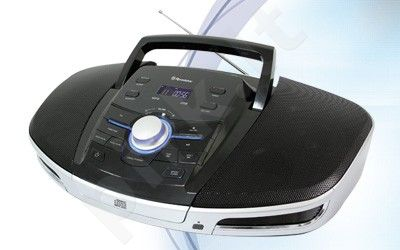 Grotuvas CD/MP3USB su sk.radija Roadstar CDR-7000U