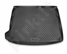 Guminis bagažinės kilimėlis CITROEN DS4 hb 2011->  black /N08025