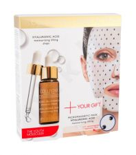 Collistar Pure Actives, rinkinys Skin serumas moterims, (Skin serumas 30 ml + Skin Mask Micromagnetic Mask Hyaluronic Acid 1 ks)