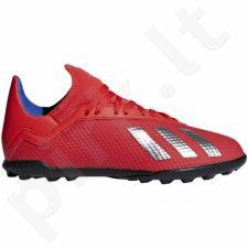 Futbolo bateliai Adidas  X 18.3 TF Jr BB9403